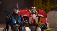 Ratchet reminds Arcee