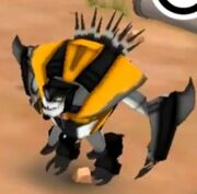 Robots in Disguise Mobile Game Giant Hedgehog