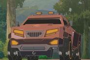 BumblebeeSitting Quillfire vehicle mode