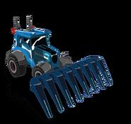 The John Elk tractor