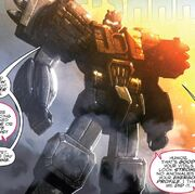 Primacy 1 Grimlock Cured