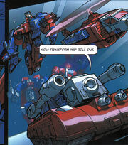 Reunification2-Landquake Topspin and Breakaway roll out