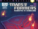 The Transformers: Robots in Disguise Ausgabe 27