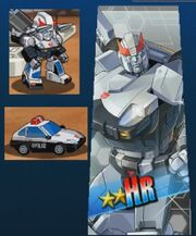 Transformers Operation Omega 2-Star Prowl