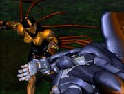 Blackarachnia fightback