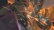 Bumblebee vs vechicons