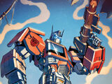 Optimus Prime (IDW (2005))