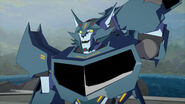 Steeljaw is now in Decepticon Island's Leader Trio.