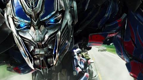 Transformers Age of Extinction - Official Super Bowl Spot