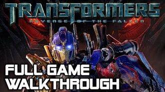 PS2 Longplay 021 Transformers Revenge of the Fallen - Full Game Walkthrough