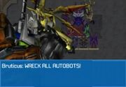 Rise of the Dark Spark 3DS Bruticus Talking