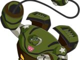 Bulkhead (Animated)