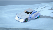 Polarclaw in Vehicle Mode.