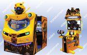 Transformers Human Alliance Arcade