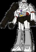 Megatron front