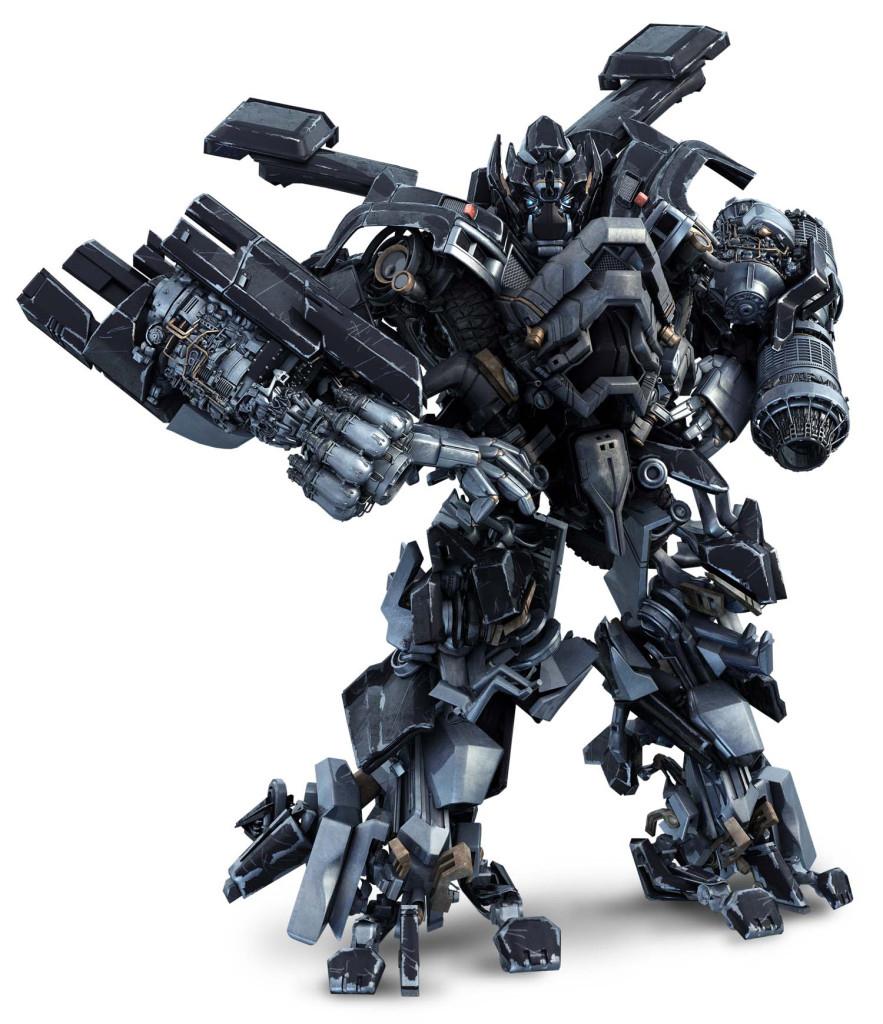 Transformers 3 Dark of the Moon Ironhide (Leader) - Unicron.com