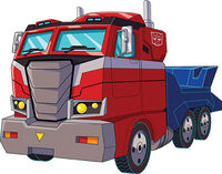 Optimus Prime Alt Mode Gulli