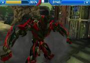 Rise of the Dark Spark 3DS Stinger Fighting