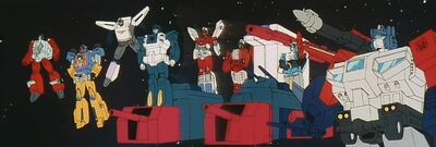 Masterforce ep 35 Cybertron Groupshot