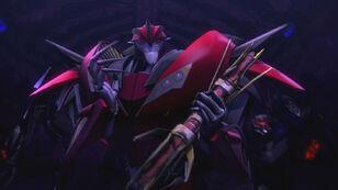 Team Gliger Transformers Prime S02 E05 RUS ENG1