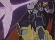 Transformers Zone Overlord in Action