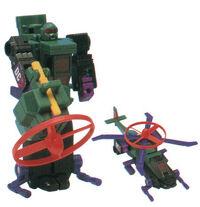 G2 powerdive toy