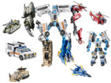 Power Core Combiners