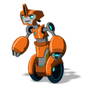 Fixit Robots in Disguise