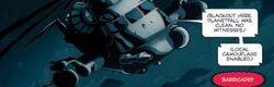 Movie Blackout IDWprequel camoflageenabled