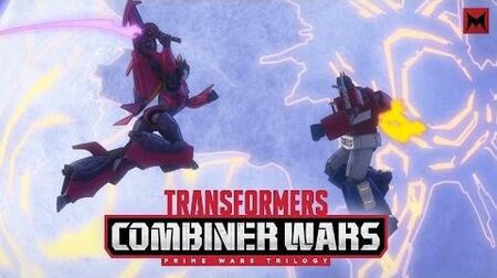 "Transformers Combiner Wars - Episode 3 ""The Duel"""