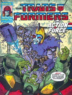 TFUK 167 COVER