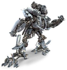 Transformers Blackout Concept