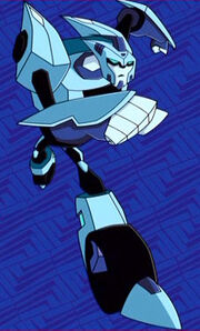 Blurr animated