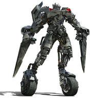 Transformers 2 autobot sideswipe
