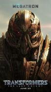 Transformers 5 Megatron Poster