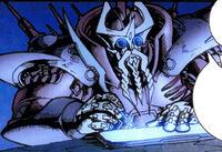 War for Cybertron comic - Alpha Trion