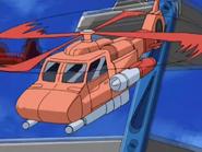 Jolt's Vehicle Mode (Armada Series)