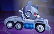 Angry Birds Transformers Ultra Magnus Vehicle Mode