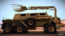 Bonecrusher vehiculo