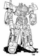 Optimus Prime Evolutions
