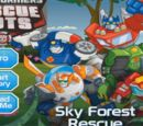 Rescue Bots: Sky Forest Rescue