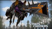 Transformers Prime Insecticon bug mode