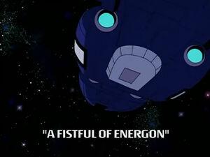 A Fistful of Energon