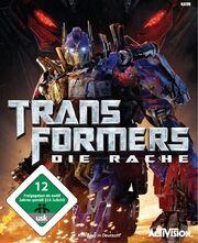 Transformers – Die Rache (Videospiel) Cover