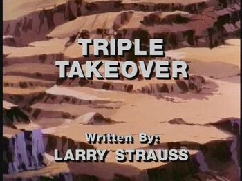 Triple Takeover title shot
