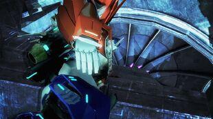 Deadlock Optimus Prime hang