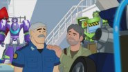 Woodrow, Boulder, Blurr, and Charlie (S3E28)