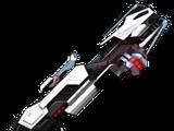 Dorsal Blaster Rifle