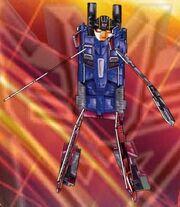 Blitzwing Energon Wars robot mode
