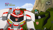 Bulkhead and Ratchet (Enemy of My Enemy)